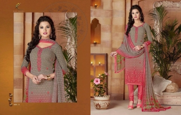 RAKHI FASHIOIN VOGUE CRUSH CATALOG VISCOSE GEORGETTE SELF (1)