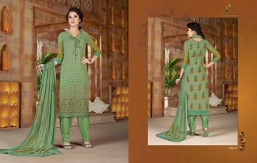 RAKHI FASHIOIN VOGUE CRUSH CATALOG VISCOSE GEORGETTE SELF (12)