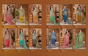 RAKHI FASHIOIN VOGUE CRUSH CATALOG VISCOSE GEORGETTE SELF (13)