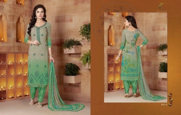 RAKHI FASHIOIN VOGUE CRUSH CATALOG VISCOSE GEORGETTE SELF (4)