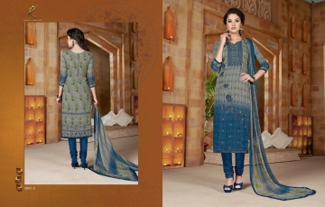RAKHI FASHIOIN VOGUE CRUSH CATALOG VISCOSE GEORGETTE SELF (5)