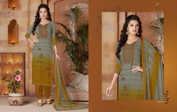 RAKHI FASHIOIN VOGUE CRUSH CATALOG VISCOSE GEORGETTE SELF (6)