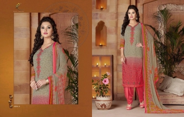 RAKHI FASHIOIN VOGUE CRUSH CATALOG VISCOSE GEORGETTE SELF (7)