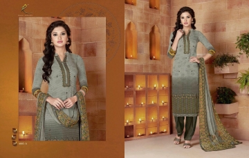 RAKHI FASHIOIN VOGUE CRUSH CATALOG VISCOSE GEORGETTE SELF (9)