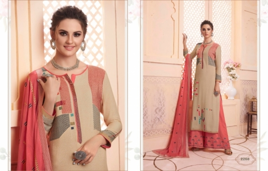 Rangoon-Prime-By-Kessi-Kurtis-With-Plazo-And-Dupatta-Collection-Best-Rate-Online-11