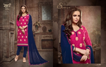 RANI FASHION BY SALMA VOL 1 COTTON PRINTS CASUAL WEAR WITH WORK SUITS (1)