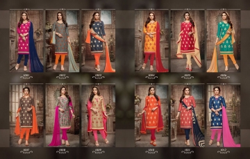 RANI FASHION BY SALMA VOL 1 COTTON PRINTS CASUAL WEAR WITH WORK SUITS (12)