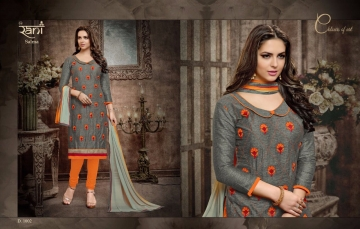 RANI FASHION BY SALMA VOL 1 COTTON PRINTS CASUAL WEAR WITH WORK SUITS (2)