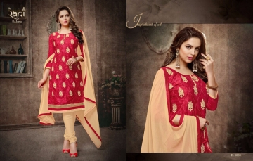 RANI FASHION BY SALMA VOL 1 COTTON PRINTS CASUAL WEAR WITH WORK SUITS (5)