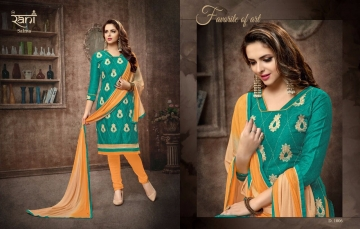 RANI FASHION BY SALMA VOL 1 COTTON PRINTS CASUAL WEAR WITH WORK SUITS (6)
