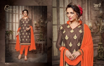 RANI FASHION BY SALMA VOL 1 COTTON PRINTS CASUAL WEAR WITH WORK SUITS (7)