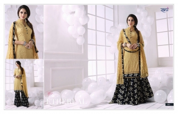 RANI FASHION RAGINI VOL 2 CATALOGUE GEORGETTE DESIGNER WEAR (1)