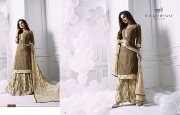 RANI FASHION RAGINI VOL 2 CATALOGUE GEORGETTE DESIGNER WEAR (10)