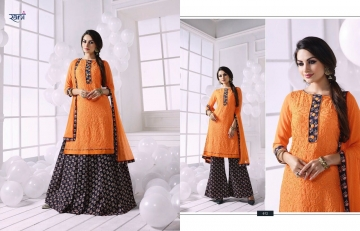 RANI FASHION RAGINI VOL 2 CATALOGUE GEORGETTE DESIGNER WEAR (11)