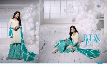 RANI FASHION RAGINI VOL 2 CATALOGUE GEORGETTE DESIGNER WEAR (2)