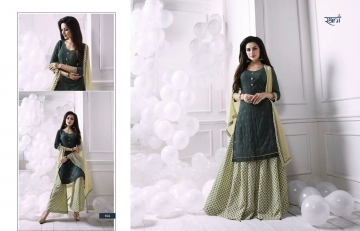 RANI FASHION RAGINI VOL 2 CATALOGUE GEORGETTE DESIGNER WEAR (3)
