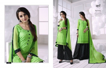 RANI FASHION RAGINI VOL 2 CATALOGUE GEORGETTE DESIGNER WEAR (7)