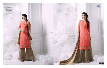 RANI FASHION RAGINI VOL 2 CATALOGUE GEORGETTE DESIGNER WEAR (8)