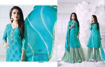 RANI FASHION RAGINI VOL 2 CATALOGUE GEORGETTE DESIGNER WEAR (9)