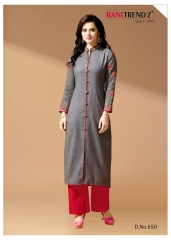 Rani Trendz city light a great collection of stylish Kurtis WHOLESALE DEALER BEST RATE BY GOSIYA EXPORTS SURAT (14)