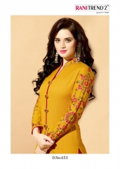 Rani Trendz city light a great collection of stylish Kurtis WHOLESALE DEALER BEST RATE BY GOSIYA EXPORTS SURAT (5)
