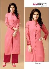 Rani Trendz city light a great collection of stylish Kurtis WHOLESALE DEALER BEST RATE BY GOSIYA EXPORTS SURAT (6)