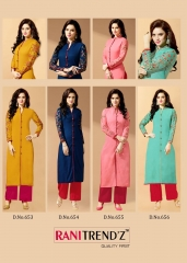 Rani Trendz city light a great collection of stylish Kurtis WHOLESALE DEALER BEST RATE BY GOSIYA EXPORTS SURAT (7)