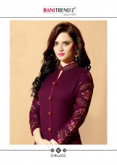 Rani Trendz city light a great collection of stylish Kurtis WHOLESALE DEALER BEST RATE BY GOSIYA EXPORTS SURAT (8)