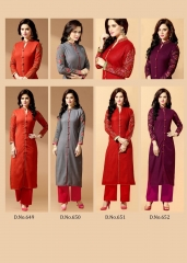 Rani Trendz city light a great collection of stylish Kurtis WHOLESALE DEALER BEST RATE BY GOSIYA EXPORTS SURAT (9)