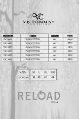 RELOAD VOL 4 VICTORIA DESIGNER KURTI CATALOG WHOLESALE BEST RATE BY GOSIYA EXPORTS SURAT (8)
