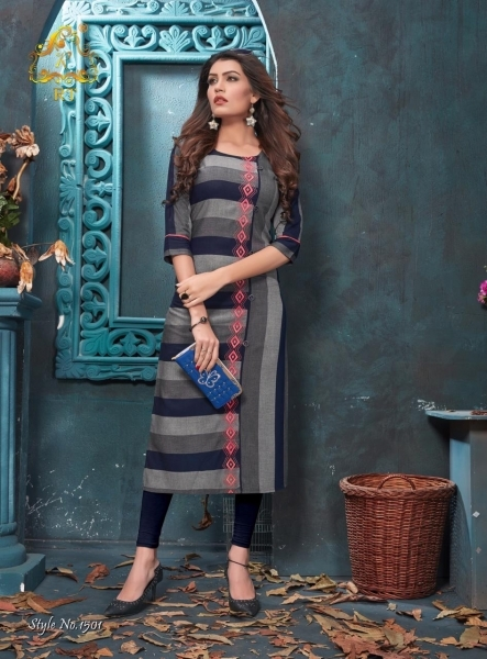 RIJIYA TRENDS ANTRA HEAVY RAYON FABRIC DESIGNER KURTI WHOLESALE DEALER BEST RATE BY GOSIYA EXPORTS SURAT (4)