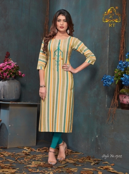 RIJIYA TRENDS ANTRA HEAVY RAYON FABRIC DESIGNER KURTI WHOLESALE DEALER BEST RATE BY GOSIYA EXPORTS SURAT (5)