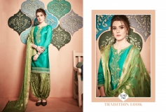 RIVAAZ PATIYALA KAJREE FASHION (1)