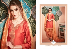 RIVAAZ PATIYALA KAJREE FASHION (10)