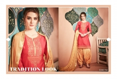 RIVAAZ PATIYALA KAJREE FASHION (4)