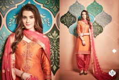 RIVAAZ PATIYALA KAJREE FASHION (5)
