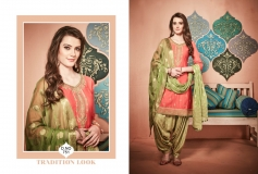 RIVAAZ PATIYALA KAJREE FASHION (9)
