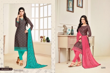 RR FASHION BY DOLLY VOL 19 CATALOG COTTON EMBROIDERED SALWAR KAMEEZ WHOLESALE SELLER BEST RATE BY GOSIYA EXPORTS SURAT (2)