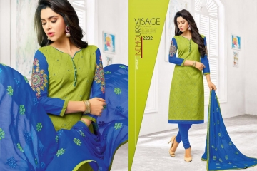 RR FASHION TEMPTATION EMBROIDERED SALWAR SUIT BUY ONLINE AT BEST RATE BY OSIYA EXPORTS SURAT (11)