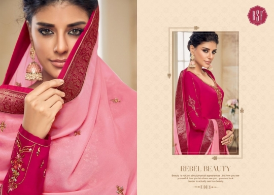 RSF FASHION PRESENTS SHAHINA VOL 2 GEORGETTE FABRIC HEAVY WORK SALWAR SUIT WHOLESALE DEALER BEST RATE BY GOSIYA EXPORTS SURAT (13)