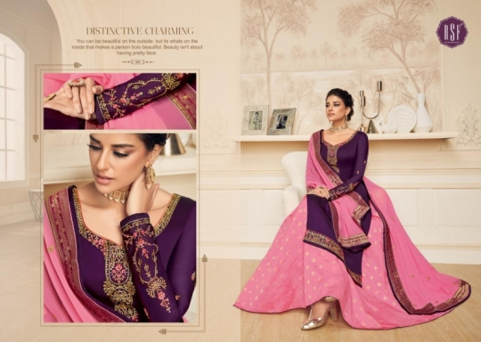 RSF FASHION PRESENTS SHAHINA VOL 2 GEORGETTE FABRIC HEAVY WORK SALWAR SUIT WHOLESALE DEALER BEST RATE BY GOSIYA EXPORTS SURAT (8)