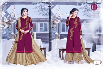 RSF SAREEN FESTIVAL SPECIAL DRESS WHOLESALE BEST RATE BY GOSIYA EXPORT SURAT (3)
