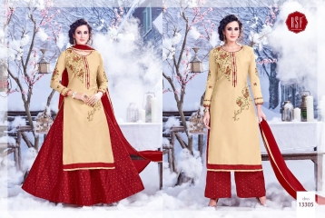 RSF SAREEN FESTIVAL SPECIAL DRESS WHOLESALE BEST RATE BY GOSIYA EXPORT SURAT (4)