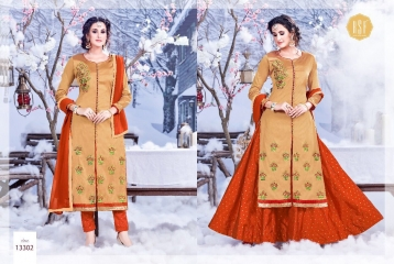RSF SAREEN FESTIVAL SPECIAL DRESS WHOLESALE BEST RATE BY GOSIYA EXPORT SURAT (5)