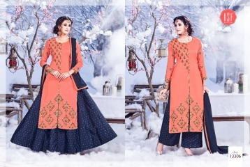 RSF SAREEN FESTIVAL SPECIAL DRESS WHOLESALE BEST RATE BY GOSIYA EXPORT SURAT (7)