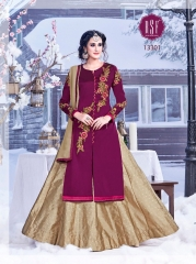 RSF SAREEN FESTIVAL SPECIAL DRESS WHOLESALE BEST RATE BY GOSIYA EXPORT SURAT (8)