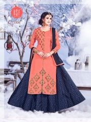 RSF SAREEN FESTIVAL SPECIAL DRESS WHOLESALE BEST RATE BY GOSIYA EXPORT SURAT (9)