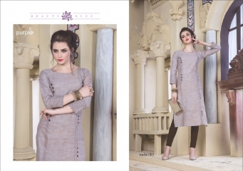RUCHI KURTIS BY PURPLE DESIGNER COTTON SLUB KURTIS ARE AVAILABLE AT WHOLESALE RATE BY GOSIYA EXPORTS (10)