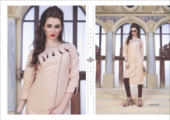RUCHI KURTIS BY PURPLE DESIGNER COTTON SLUB KURTIS ARE AVAILABLE AT WHOLESALE RATE BY GOSIYA EXPORTS (3)
