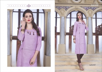 RUCHI KURTIS BY PURPLE DESIGNER COTTON SLUB KURTIS ARE AVAILABLE AT WHOLESALE RATE BY GOSIYA EXPORTS (7)